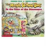 英文原版 神奇校车 儿童绘本英语启蒙 The Magic School Bus in the Time of the