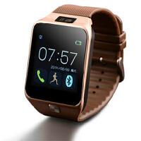 智能手表插SIM卡穿戴手表蓝牙腕表信息推送音乐手表 独立插卡 双向防丢 计步器 久坐提醒