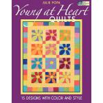 预订 Young at Heart Quilts: 15 Designs with Color and Style [
