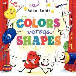 预订 Colors Versus Shapes [ISBN:9780062103031]