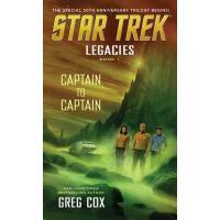 星际迷航遗产1:船长 Star Trek Legacies #1: Captain  Greg Cox  SIMON & SCHUSTER  小说