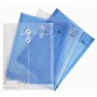 晨光文具 晨光文件袋 晨光ADM94518透明线扣*袋 资料保护袋