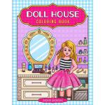 预订 Doll House Coloring Book [ISBN:9781985689121]