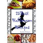 预订 25 Best Halloween Recipes [ISBN:9781537390741]