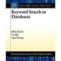 【预订】Keyword Search in Databases