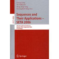 序列及应用2006LNCS-4086: Sequences and their applications - SETA
