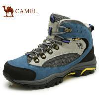 camel骆驼 秋冬新款高帮情侣款 系带耐磨日常休闲男女运动鞋