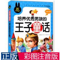 培养优秀男孩的王子童话 小学生课外必读书系(彩图注音版)
