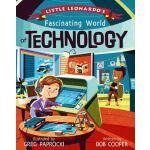 【预订】Little Leonardo's Fascinating World of Technology