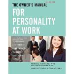 【预订】The Owner's Manual for Personality at Work (2nd Ed.)