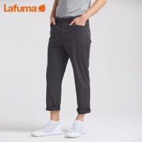 LAFUMA乐飞叶男士户外旅行冷感清凉透气休闲百搭长裤子LMPA9BL36