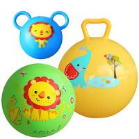 费雪(Fisher Price)儿童玩具球三合一(摇铃球蓝色+9寸拍拍球绿色+10寸摇摇球黄色 送打气筒)