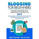 预订 Blogging For Beginners: Proven Strategies for Marketing
