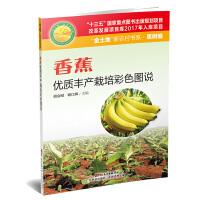 香蕉优质丰产栽培彩色图说