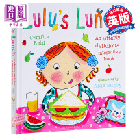 【中商原版】[英文原版]Lulu's Lunch/Camilla Reid/Bloomsbury Publishing
