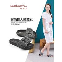 珂卡芙新款夏季清爽凉鞋992142185