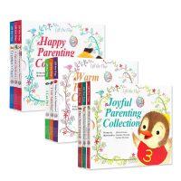 英文原版绘本【9册】叽里咕噜Joyful Parenting Collection幸福快乐温馨亲子套装早教阅读机关书翻