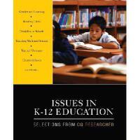 【预订】Issues in K-12 Education: Selections from CQ Researcher