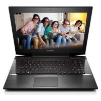 【当当自营】Lenovo联想 Y40-70AT 14英寸笔记本电脑(i7-4510U 4GB 1TB 2G独显 高清屏 Win8)黑色