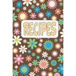 预订 Recipes: Blank Recipe Book To Write Your Own Recipes In