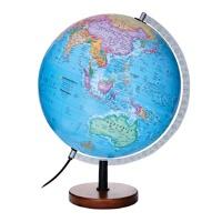【TH】博目地球仪 贝斯马克:30cm中英文政区灯光立体地球仪 测绘出版社 9787503033476