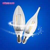 东联led灯泡节能灯泡 小螺口E14尖泡光源超亮球泡灯具灯饰s30