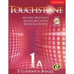 【预订】Touchstone, Level 1 [With CDROM]
