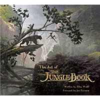 奇幻森林电影艺术画册 英文原版 The Art of The Jungle Book 迪士尼动画电影设定 森林王子 毛