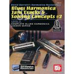预订 Blues Harmonica Jam Tracks & Soloing Concepts #2 [ISBN:9