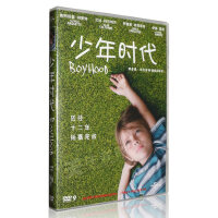 正版电影 少年时代 boyhood DVD9 美国版的致青春 英文发音