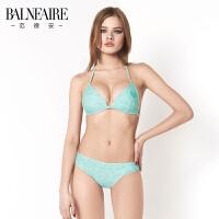 范德安新款比基尼女 性感显瘦三角分体游泳衣 小胸聚拢温泉bikini