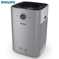 飞利浦 (PHILIPS) 空气净化器 除甲醛 除雾霾 除过敏原 除PM2.5 异味 AC8622 银色