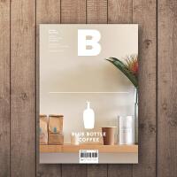 【B杂志】韩国Magazine B BRAND BALANCE品牌杂志 No.76 本期主题 :BLUE BOTTLE