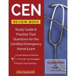 预订 CEN Review Book: Study Guide & Practice Test Questions f
