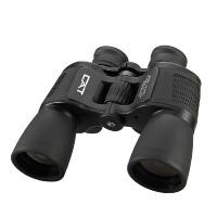 博冠公司绣虎10x50高倍高清广角双筒望远镜比赛旅游儿童学生