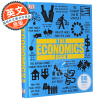 DK经济学百科 英文原版 The Economics Book: Big Ideas Simply Explained