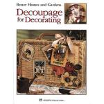 预订 Better Homes and Gardens Decoupage for Decorating (Leisu