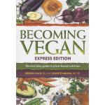 【预订】Becoming Vegan The Everyday Guide to Plant-Based Nutrit