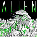 预订 Alien: The Coloring Book [ISBN:9781785653766]