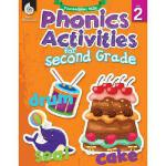 【预订】Foundational Skills: Phonics for Second Grade