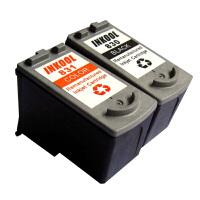 INKOOL/丹瑞 PG830墨盒 CL831墨盒 黑彩两个 适用1880墨盒 1180墨盒 MX308墨盒