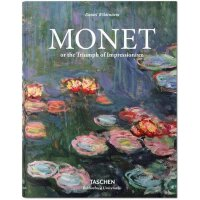 英文原版 莫奈画册 Monet or The Triumph of Impressionism