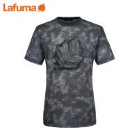 【1件3折,到手价149.7】法国LAFUMA乐飞叶男士夏季户外登山徒步透气圆领短袖T恤LMTS7B329