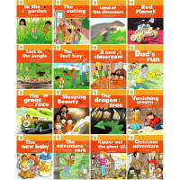 【L4阶段16册】Oxford Story Tree 牛津阅读故事树 儿童阅读英语分级读物绘本 英文原版
