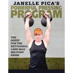 【预订】Janelle Pica's Powerful Pressing Program: The Quest for