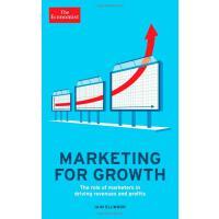 经济学人增长营销 英文原版 The Economist: Marketing for Growth: The Role