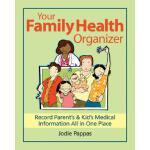 【预订】Your Family Health Organizer: Record Parents' and Kids'