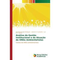 【预订】Analise Da Gestao Institucional E Da Atuacao de Ongs Am