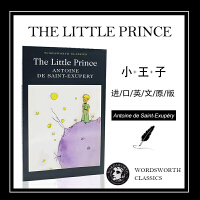小王子 英文原版 The Little Prince (Wordsworth Classics) 进口图书 Antoi