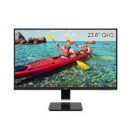 优派(ViewSonic)VX2478-smhd 23.8英寸2K高分辨率微边框IPS广视角电脑显示器 显示屏